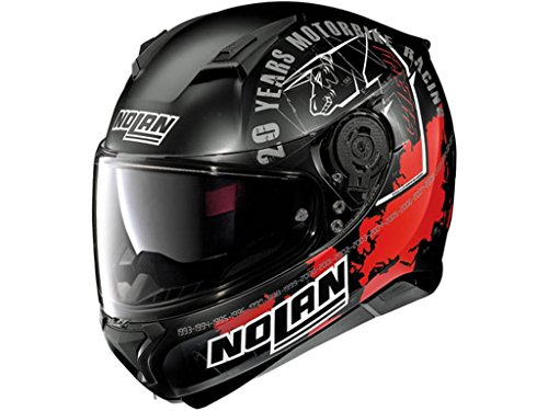 Casco Moto integral Nolan N87 Replica Iconic Checa 34 M 34 ICONIC