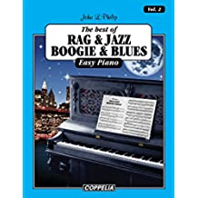 The Best of Rag, Jazz, Boogie and Blues easy piano - Vol. 2