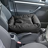Me & My Pets Car Seat Cushion Bed - Black