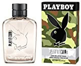 Playboy Play It Wild After Shave Lotion, 1er Pack (1 x 100 ml)