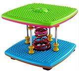 HHBO Twister Platte Twist Brett Magnetplatte Twist Disk-Abnehmen Beine Fitnessger?te Kleine Haushalts Fitness Produkt