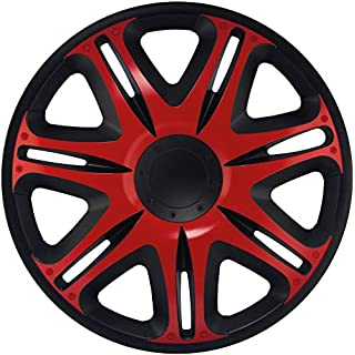 All4you Wheel Trims 16 Inch Nascar Red/Black