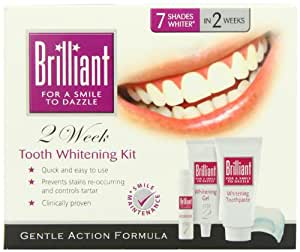 Brilliant, Kit de blanchiment des dents en 5 minutes