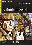 A study in Scarlet : Step Four B2.1 (1CD audio)