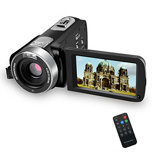 Superb compact video camera