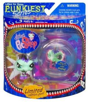 hasbro-year-2007-littlest-pet-shop-special-edition-pet-punkiest-series-bobble-head-pet-figure-set-pu