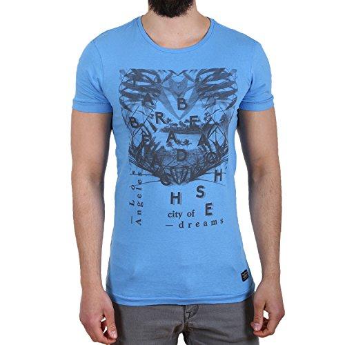 Blend City Of Dreams T-Shirt Hellblau Hellblau