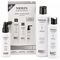 Nioxin - System 1, Sistema trifasico per