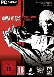 Killer is Dead: Nightmare Edition (100% Uncut) [PC Steam Code]