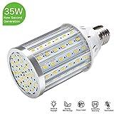 Pushingbest Lampadine LED, E27 35W 3600LM (Equivalenti a 380W), lampadine led e27, Risparmio Energetico Lampadina LED - Luce Naturale [Classe di efficienza energetica A++]