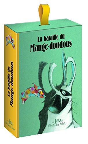 Le bataille du mange-doudous (boîte de jeu)