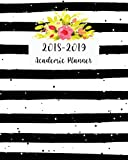 2018-2019 Academic Planner: Monthly & Weekly Planner 12 Month Organizer August 2018 - July 2019 Daily Writing Journal Notebook Calendar Time ... College Schedule (Midyear 2018-2019 Planner)
