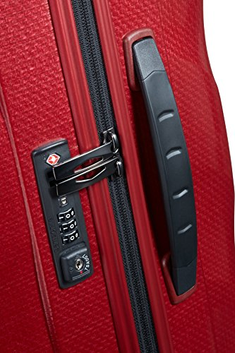 Samsonite Hand Luggage, 55 cm, 36 Liters, Red