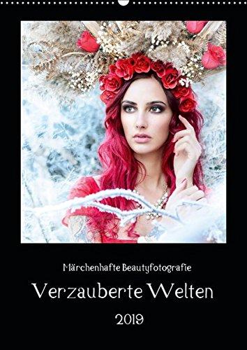 Märchenhafte Beautyfotografie - Verzauberte Welten (Wandkalender 2019 DIN A2 hoch): Geheimnisvolle Geschichten aus Zauber- und Fabelwelten, bildlich ... 14 Seiten ) (CALVENDO Menschen)