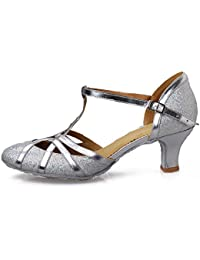 a9984f3ca5805 Amazon.co.uk  Ballroom   Salsa - Dance Shoes   Sports   Outdoor ...
