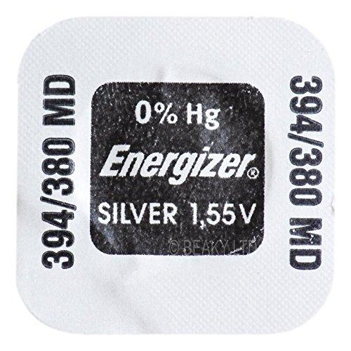 Energizer 394SR936SW SB Silberoxid Uhrenbatterie 1,55V Blisterpackung verpackt