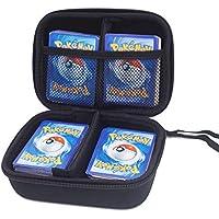 Koffer Case für Pokemon Sammelkarten. Passend für bis zu 360 Karten Enthält 2 Herausnehmbare Trennwände