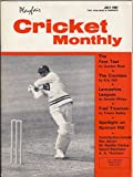 Cricket Monthly Magazine July 1967