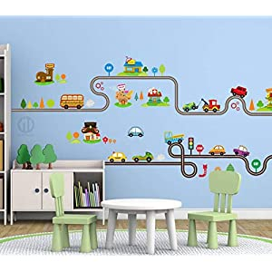 Wandtattoo Kinderzimmer Auto günstig online kaufen   Dein Möbelhaus