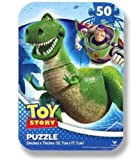 Toy Story 50 Piece Jigsaw Puzzle In Travel Tin