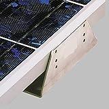 Montageset - PROFI Aluminium Haltewinkelset (4 Stck.) für Solarmodule