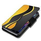 Book Style Flip Handy Tasche Case Schutz Hülle Schale Motiv Etui für Wiko Fizz - Flip 1A49 Design7