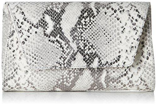 Unisa Zdaila_fv, Clutch Donna, 5x15x25 cm (B x H x T) Multicolore (ICE)