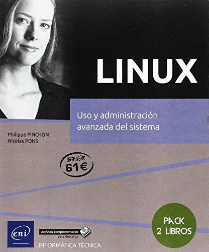 Pack Linux: Uso Y Administración Avanzada Del Sistema