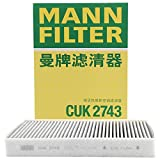 Mann Filter CUK 2743 -  Adsotop Filtro, Aria Abitacolo