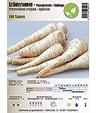 Kräutersamen - Wurzelpetersilie - Halblange/Petroselinum crispum 100 Samen