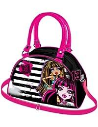 Monster High Sac Bandoulière Sac à Main Bowling Fashion 22 cm (rose) 07774