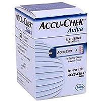 Preisvergleich für Strisce Reattive Per Misurazione Della Glicemia Per Diabetici Aviva Compatibili Con L' Apparecchio Accu-Chek Aviva...
