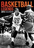 Basketball Legends 2015 Calendar by ML Publishing Group