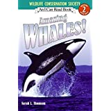 Amazing Whales! (I Can Read Level 2)