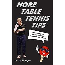 More Table Tennis Tips (English Edition)