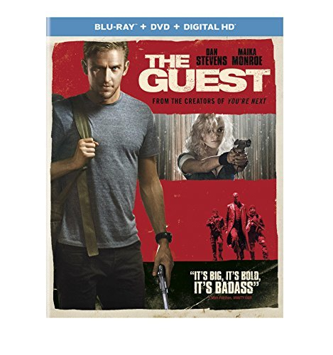 The Guest [Blu-ray] by Dan Stevens