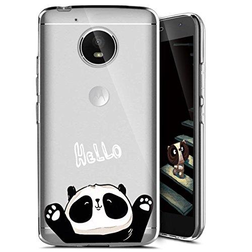Funda Carcasa Motorola Moto G5 Plus,Motorola Moto G5 Plus Movil,Ukayfe Ultrafino TPU...