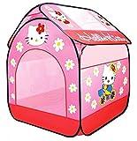 Hello Kitty Spielzelt mit POP-UP Funktion - Bällebad