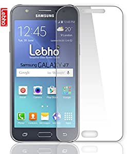 Lebho Tempered Glass for Samsung Galaxy J7