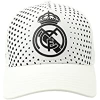 Real Madrid FC Gorra Adulto Producto Oficial 2018 2019 54b6b944fdc6d