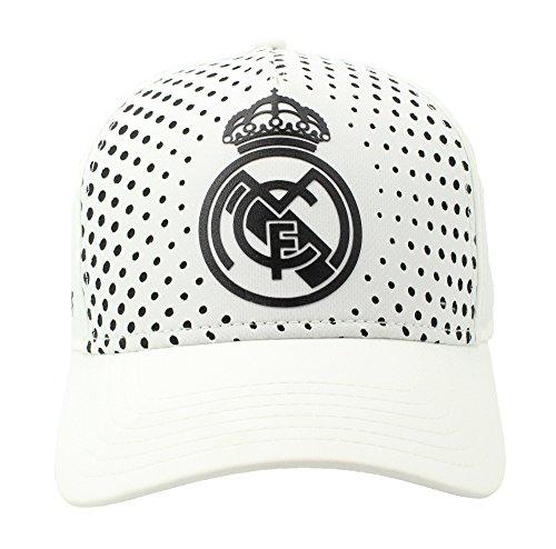 e02667c10334b Real Madrid FC Gorra Adulto Producto Oficial 2018 2019