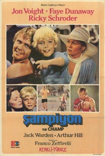 The Champ Poster Movie Italian B 11 x 17 In - 28cm x 44cm Jon Voight Faye Dunaway Rick Schroder Jack Warden Arthur Hill Strother Martin