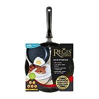 JML Regis Stone Pan (28cm) Conducts Heat & Cook Faster, Durable