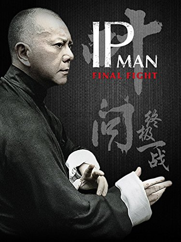 IP MAN - Final Fight Cover