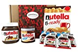Nutella Ultimate Selection Box - 18 Items - The Perfect...