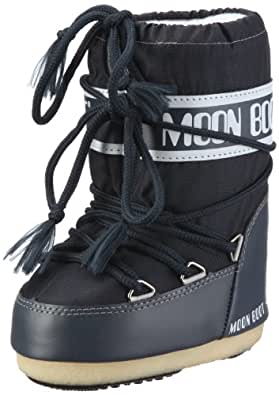 Moon Boot, Tecnica Nylon, Stivali, Unisex, Blu (Bleu (Blue Jeans 64)), 23-26