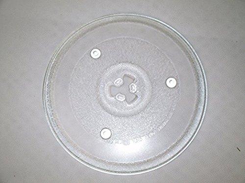 Microondas plato giratorio Uni Du = 270mm/27cm/27,0cm microondas Platos Repuesto–Plato...