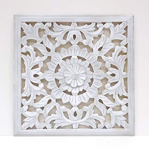 -Mandala Pared, Fabricada artesanalmete España, tamaño
