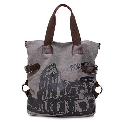 borsa di tela/borse da donna/borsa a tracolla/Messenger Bag/Casual pacchetto grande delle donne-B B