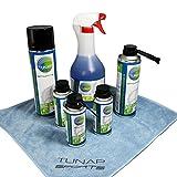 TUNAP SPORTS Federgabel Reiniger auf Öl-Basis mit Dosier-Sprühkopf - Gabelpflege W64 (altes Design) - 100 ml - bis 2016 - 4